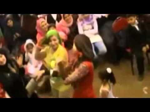 رقص بنات محجبات هايجين اوووي