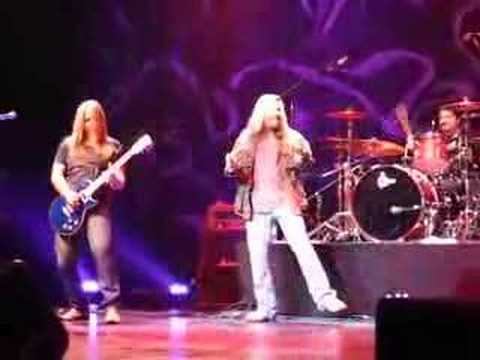 Vince Neil - Smokin' In The Boys Room - ARF Rocks 2008
