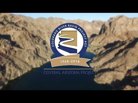 Colorado River Basin Project Act 50th Anniversary