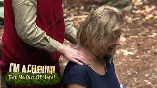 The Jungle Girls Massage Each Other | I'm A Celebrity...Get Me Out Of Here!