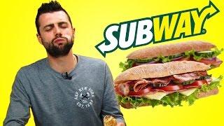 Irish People Taste Test Subway