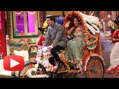 Bipasha Basu Karan Singh Grover On The Kapil Sharma Show