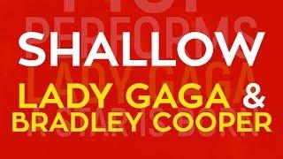Shallow Lady Gaga Bradley Cooper By Molotov Cocktail Piano