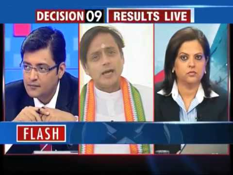 Shashi Tharoor On Counting Day video