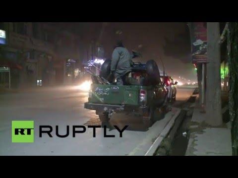 Afghanistan: Bomb blast rocks Kabul as explosives attacks mount
