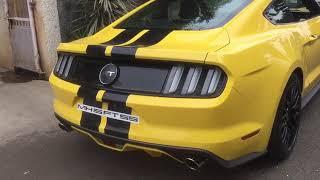 Ford Mustang GT loud music 5.0 Nashik Maharashtra India