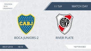 AFL18 America Segunda Day 11 Boca Juniors-2 - River Plate