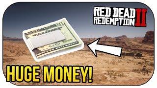 Red Dead Redemption 2 *NEW* INSANE MONEY GLITCH!
