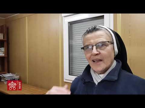 """La missione vaticana per """"Papa per l'Ucraina"""": donate più di 2000 stufe e macchinari sanitari"""