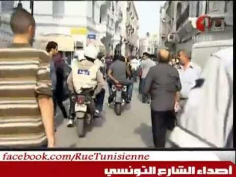 image vidéo إلقاء القبض على المعتدي على الرائد في الحرس الوطني