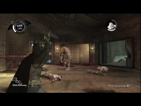 Batman Arkham Asylum Gameplay 34 [HD]