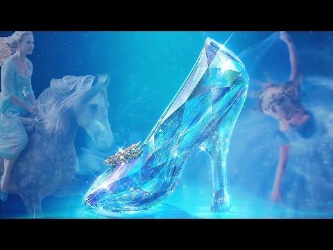Disney Debuts New Cinderella