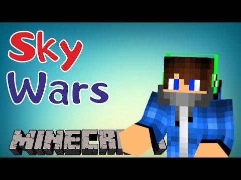 ПОБЕДА НА ТРЁХ СЕРВЕРАХ! МИКС! [Hypixel-VimeWorld-Cristalix Sky Wars Minecraft Mini-Game]
