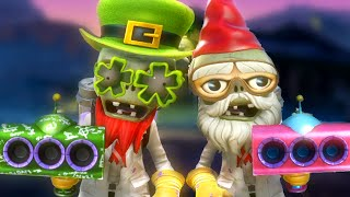 Plants vs. Zombies: Garden Warfare - All Zombie Set Parade!