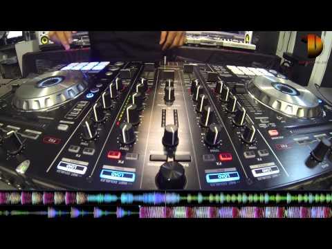 DDJ-SX Với Hiphop (DJ Lâm Bass)