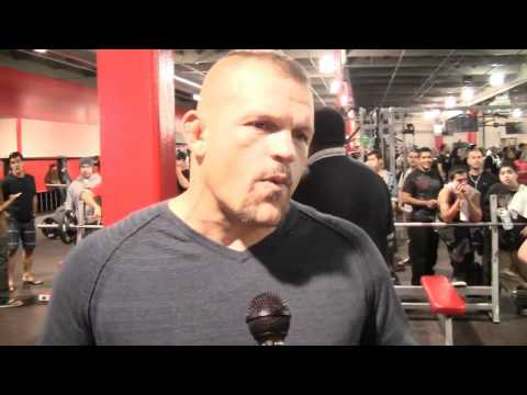 Chuck Liddell on Jon Jones and more-