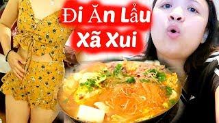 Cuối Tuần Ăn Lẩu Xã Xui, Tacos, Thử Đồ Mới