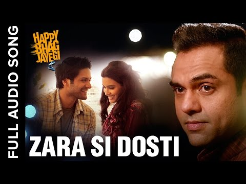 Zara Si Dosti | Full Audio Song | Happy Bhag Jayegi