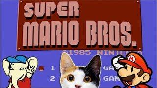 Марио прохождение игры смотреть денди