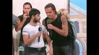 Миша Галустян: Шваброид, скотина (КВН 2003)