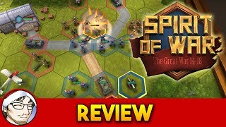 SPIRIT OF WAR ► Estrategia por Turnos en la Primera Guerra Mundial! │ Review y Gameplay en Español