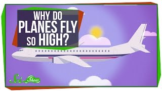Why Do Planes Fly So High?