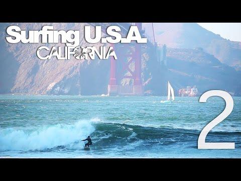 Surfing USA: CALIFORNIA [Part 2] - LuzuVlogs