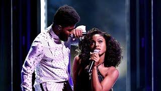 "Normani & Khalid Give FIREY ""Love Lies"" Performance At 2018 Billboard Music Awards"