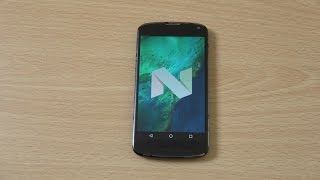 LG Nexus 4 Android 7.1 Nougat - Review