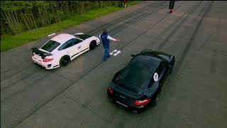 Porsche 9ff vs Porsche Switzer vs Porsche Stock