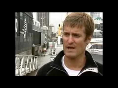 Coverage of Sir Peter Blake's death 2001   TV3   20th Anniversary   Video   3 News