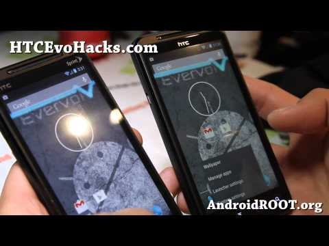 Evervolv Android 4.2.1 ROM for Rooted HTC Evo 3D! [Sprint/GSM]