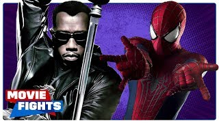 What is the Best Comic Book Origin Movie? MOVIE FIGHTS!!