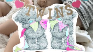 Twin Box Opening! Meet My Reborn Identical Twin Baby Dolls! Twin Name Reveal