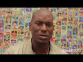 images Tyrese S Message To Independent Women