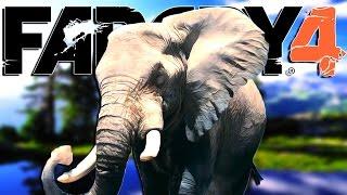 ELEPHANT POWER! | Far Cry 4 #2