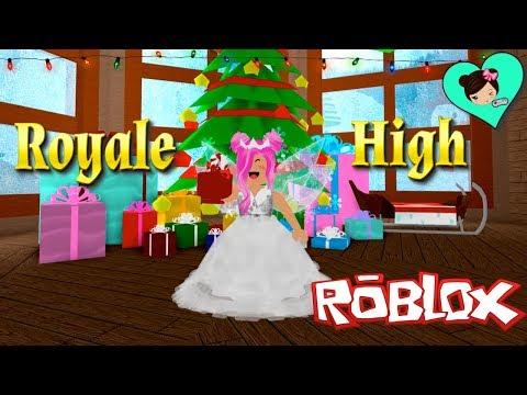 Titi Roblox Escuela de Princesas - Baile de Invierno y Update Navideño