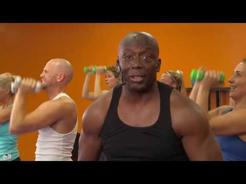 Billy Blanks Tae Bo® Body Shape video