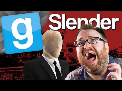 Gmod Slender #1 Look Behind You video