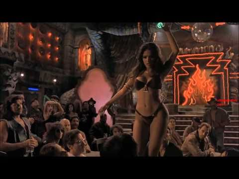 Salma Hayek / From Dusk till Dawn (HD720). Music Videos