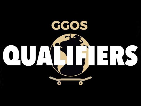Global Game Of Skate Qualifiers!!