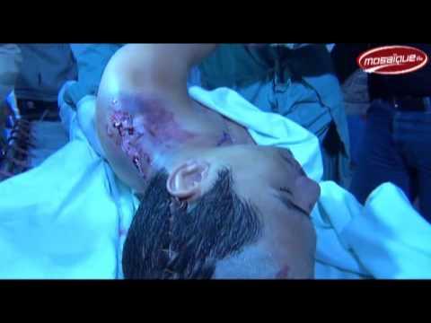 image vidéo جثة السلفي خالد القروي اللذي قتل في مواجهات دوار هيشر