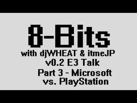 8bits v.02 - Xbox One vs. PlayStation 4