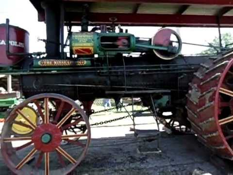 Nowthen Threshing Show, MN Sawmill