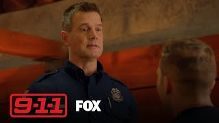Buck Shows Up Late To The Firehouse Dinner | Season 1 Ep. 1 | 9-1-1