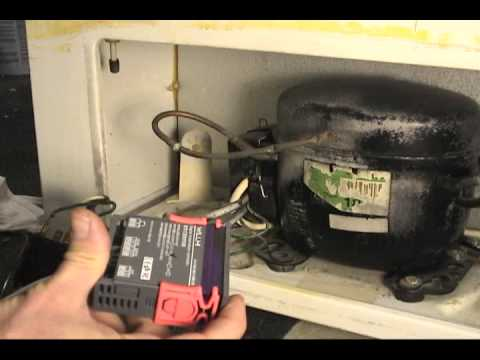 Convert freezer to refrigerator-freezer