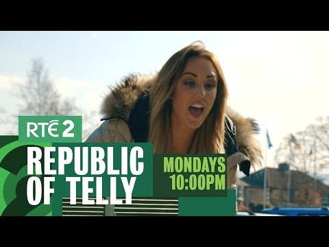 Charlotte Geordie Shore does Republic of Telly TONIGHT!