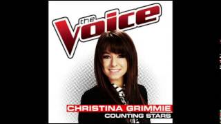 Christina Grimmie - Counting Stars (TheVoiceRecording 2014)
