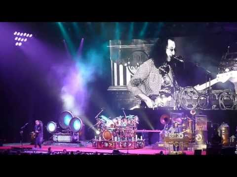 RUSH Performing 'The Big Money' Live at Manchester Arena - Weds 22nd May 2013 HD