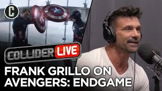 Frank Grillo Talks About Being in Avengers: Endgame AKA the Highest Grossing Movie of All Time